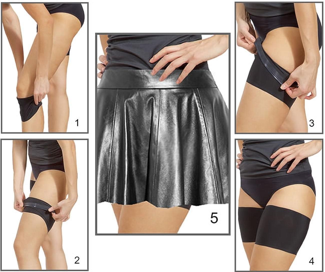 elastische Oberschenkelb/änder Verhindern Reibung am Oberschenkel die nicht Scheuern Bandelettes