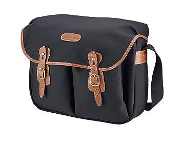 4ebbf069c Image Unavailable. Image not available for. Color: Billingham Hadley Large,  SLR Camera System Shoulder Bag, Black Canvas ...