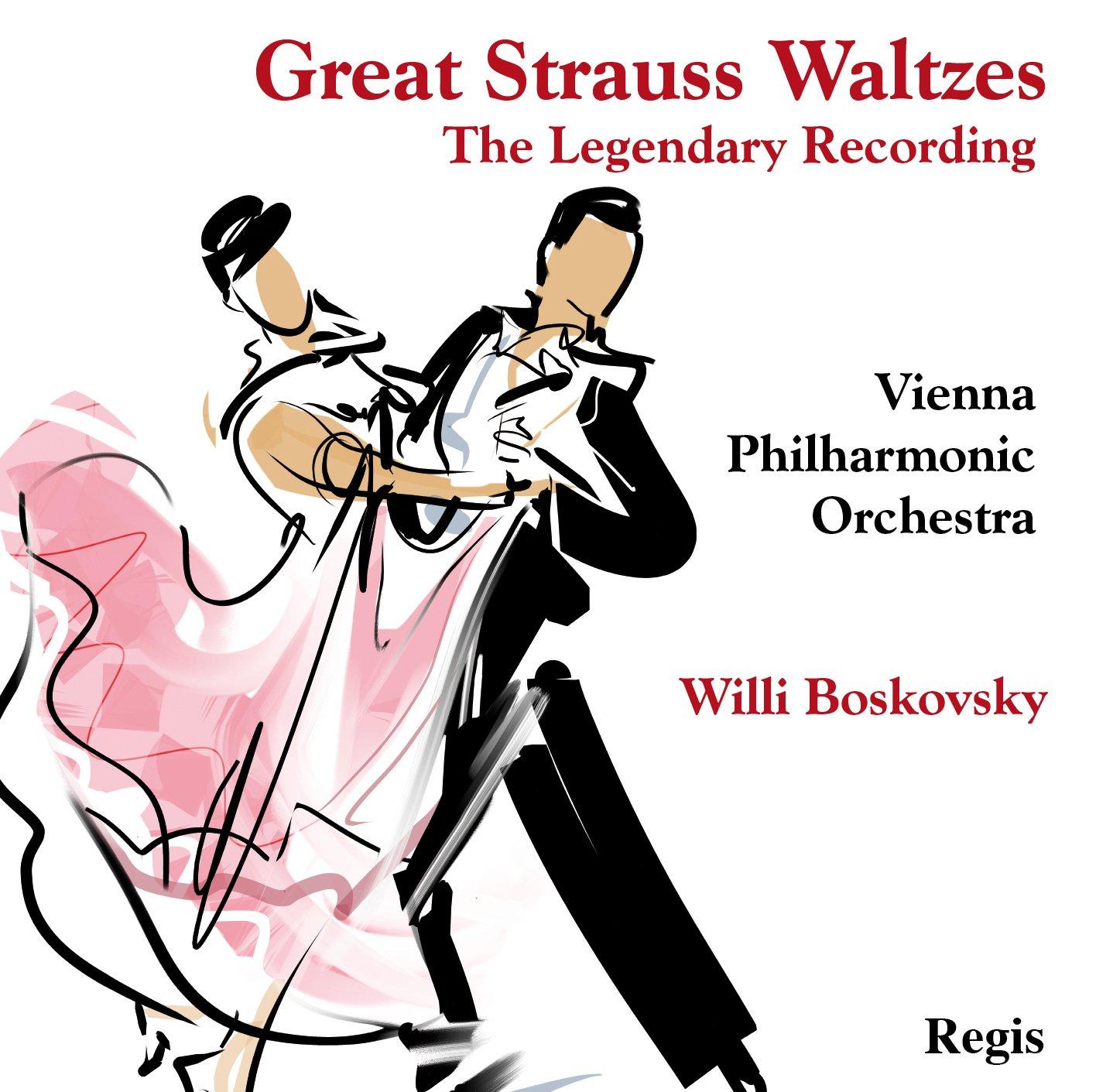 Strauss : Valses célèbres. Boskovsky.: Johann Strauss I