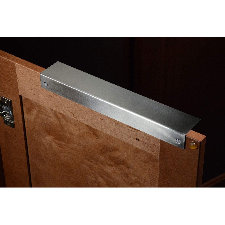 Liberty Hardware Modern Edge 12 in. P31679-AL-C Pull Aluminum 308mm