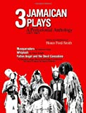 img - for 3 Jamaican Plays: A Postcolonial Anthology (1977-1987) book / textbook / text book