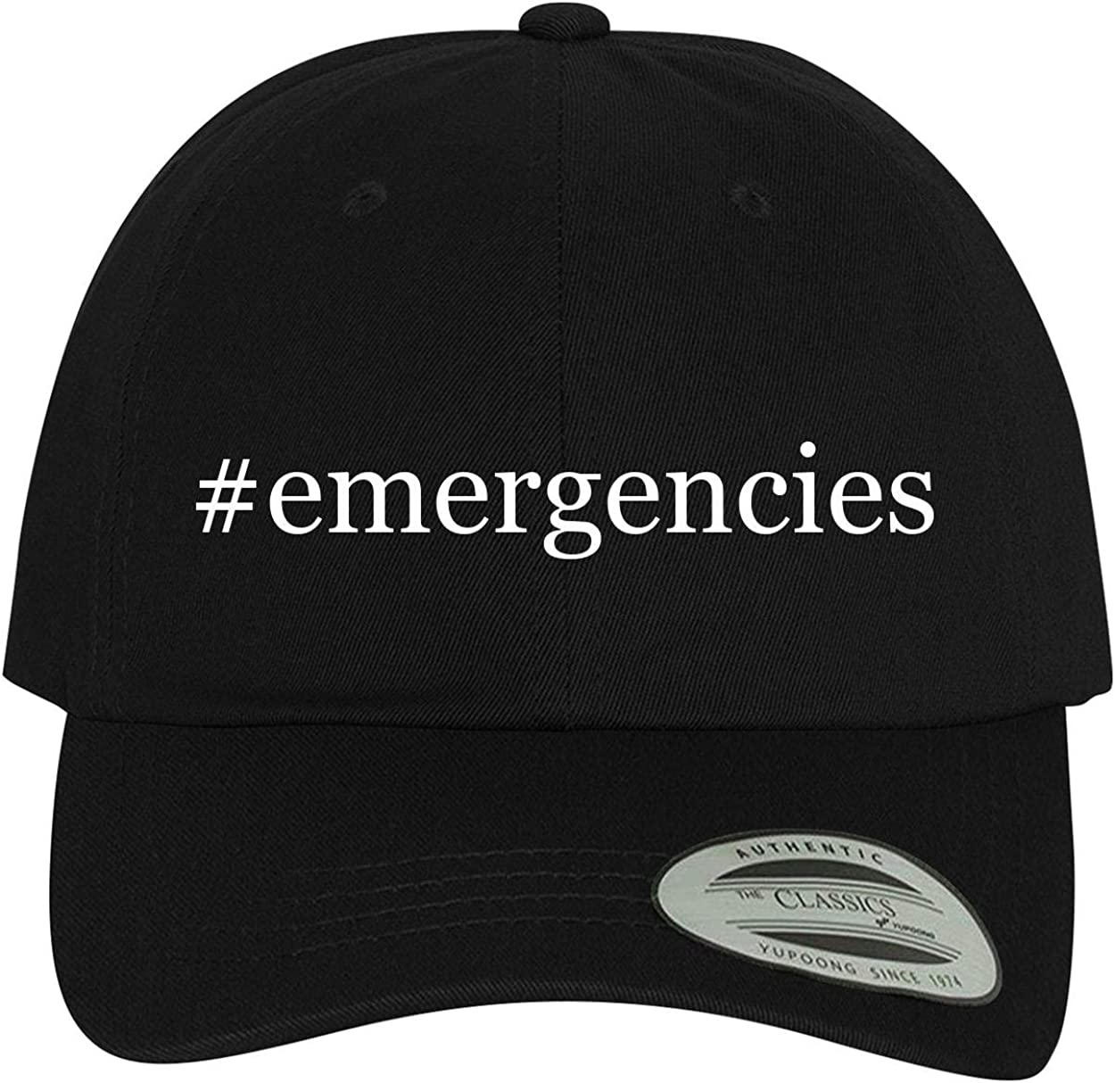 BH Cool Designs #Emergencies Comfortable Dad Hat Baseball Cap