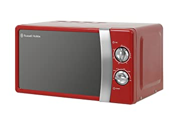 russell hobbs rhmm701r 17l manual 700w solo microwave red amazon russell hobbs rhmm701r 17l manual 700w solo microwave red
