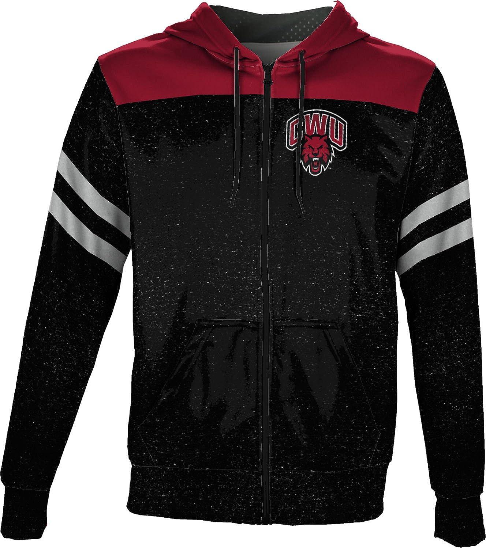 ProSphere Western Oregon University Boys Full Zip Hoodie Ombre