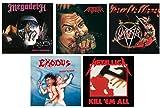 Metallica - Kill 'Em All, Slayer - Show No