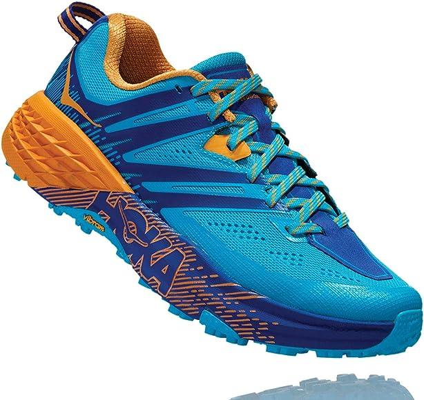 Hoka One One One - Zapatillas de correr para mujer, Azul (Scuba ...