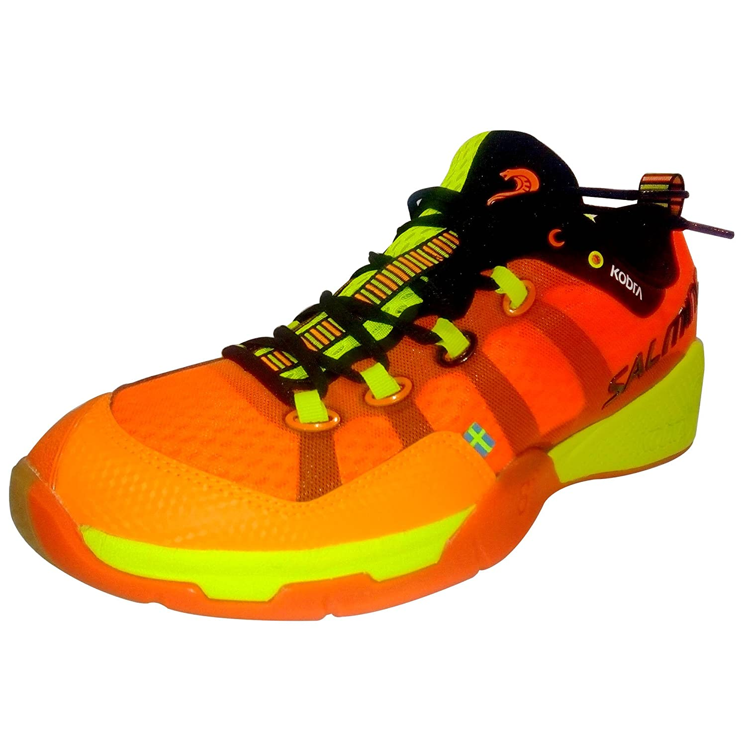 Salming Kobra Indoor Court Shoes - AW16 B01GRXBC3M 10 D(M) US|Black