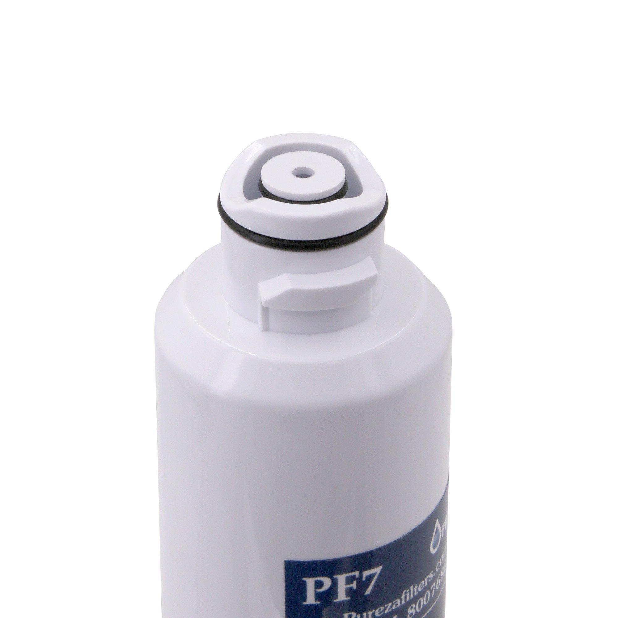 DA29-00020B Fits for Samsung DA29-00020B Water Filter- Also Fits DA29-00020A, HAF-CIN/EXP, 46-9101 Refrigerator Water Filter by Pureza filters (Image #4)