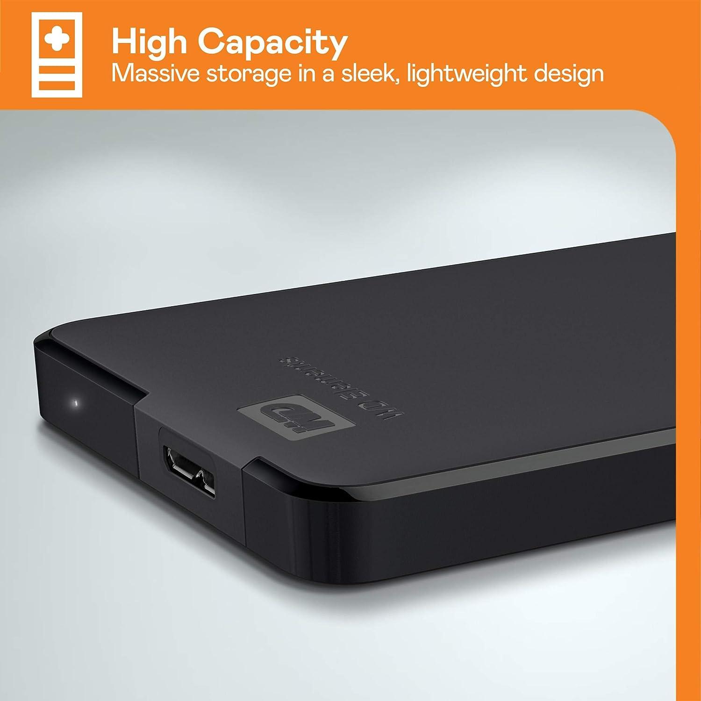 Wd Elements Portable Externe Festplatte 2 Tb Usb Computer Zubehör