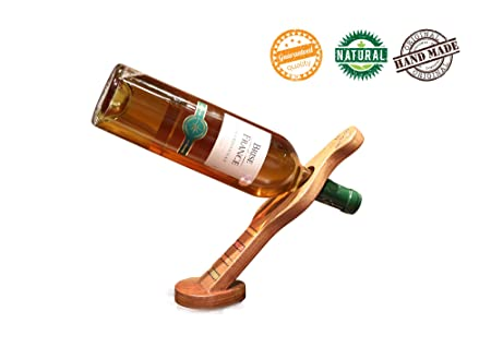 Amazon.com: Nguyen Moc - Soporte para botellas de vino de ...