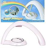 Coco Veilleuse LED projetant un arc en ciel