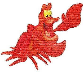 Bgelbild   Disney  Arielle die Meerjungfrau  Krabbe Sebastian