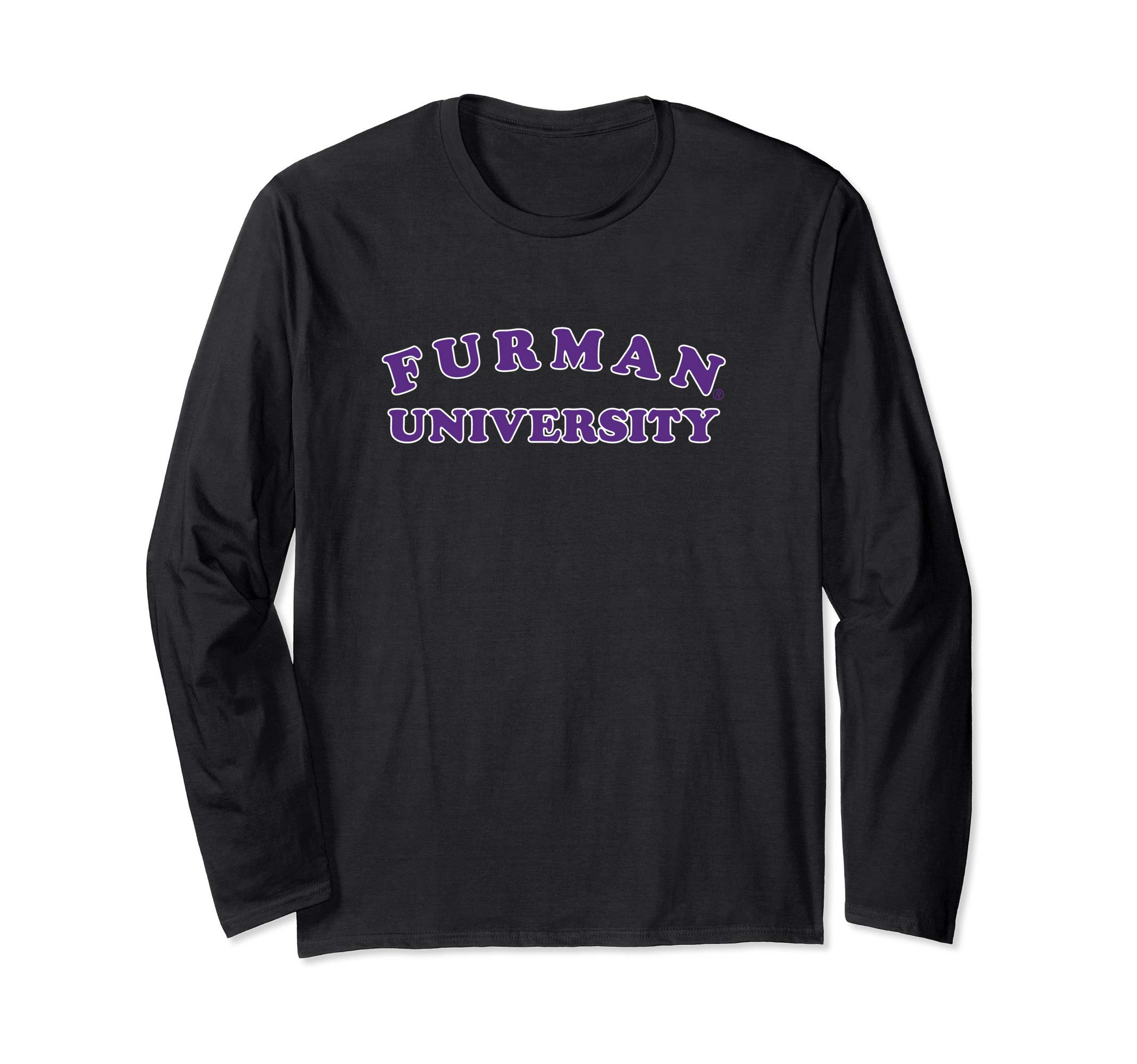 PPFUR04 Mens//Womens Premium Triblend T-Shirt Official NCAA Furman University