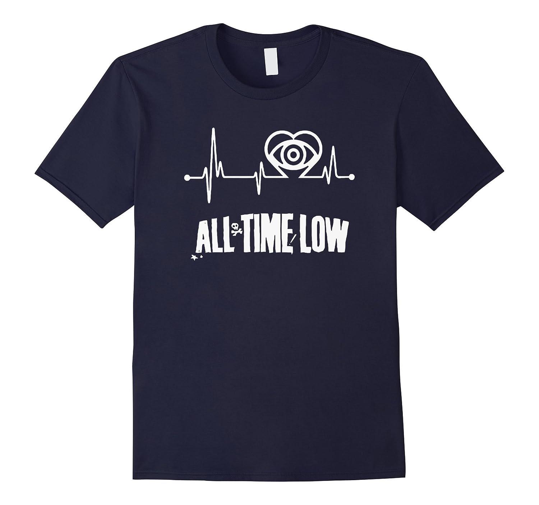 All Time Low T Shirt - Eyes Heartbeat T Shirt-Art