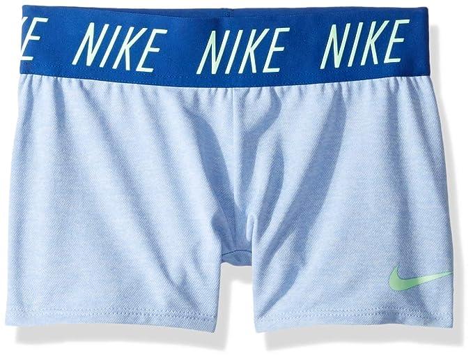 4a18933d Amazon.com: NIKE Girls' Dry Trophy Training Shorts: Clothing