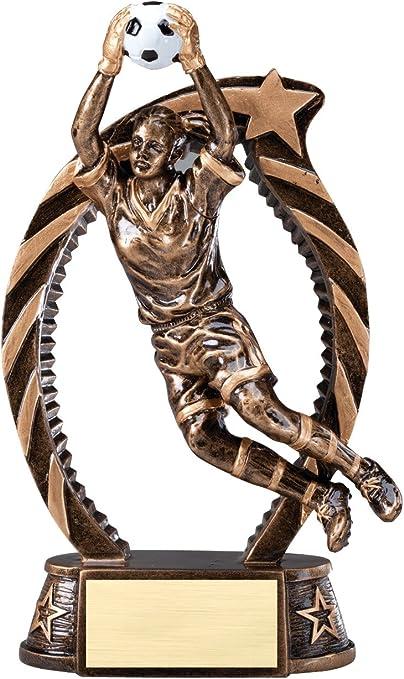 5 1//2 Hockey Ignite Resin Trophy//Award Free Engraving