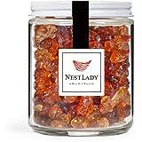 NESTLADY Natural Wild Peach Gum Edible Peach Blossom Tears Tao Jiao 滋补抗皱 桃胶 food additives free 150g / 5.29oz
