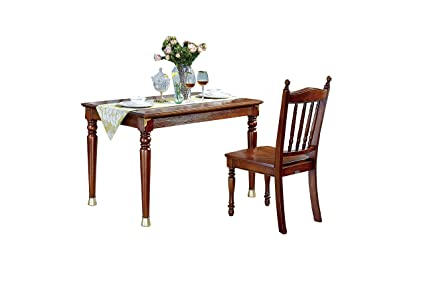 KELINSHENG Solid Wood Dining Table Dining