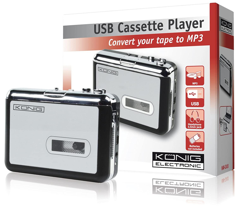König Electronic Tape MP3 Converter Carte Son