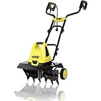 FANZTOOL 1500W Elektro Motorhacke Bodenhacke Gartenhacke Bodenfräse Kultivator Hacke mit 45 cm Arbeitsbreite und 22 cm Arbeitstiefe