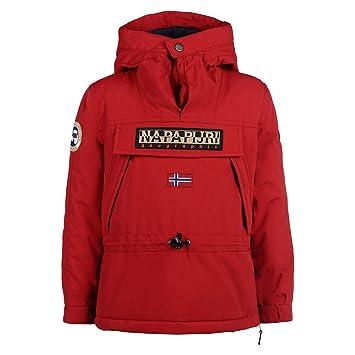 magasin en ligne 4d49e 2f7e1 Napapijri Veste d'hiver Skidoo A - Rouge Old Red - 10 ans ...