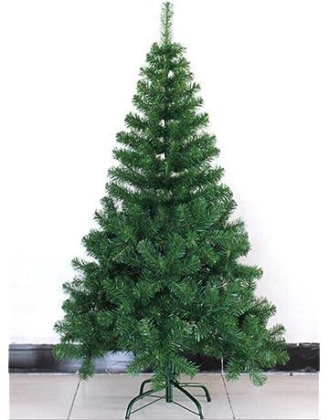522c93829e08c Árbol de Navidad Artificial árboles C Soporte metálico 120-210cm (Verde