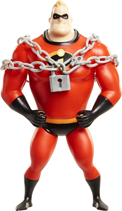 """The Incredibles 2 Mr Incredible 6/"""" Action Figure"""