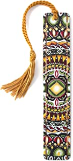 product image for Manifestation - Art by Gaia Woolf-Nightingall - Color Wooden Bookmark with Tassel