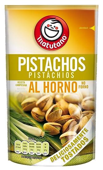 MATUTANO pistachos al horno receta campesina bolsa 94 gr ...
