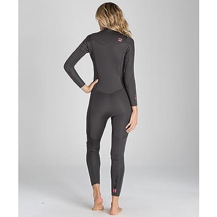 Amazon.com   Billabong Womens Synergy 302 EZ Chest Zip Wetsuit ... 4b95c8a00