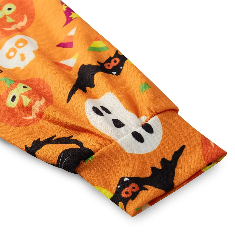 Halloween Schlafanzug Jungen Schlafanzug Jungen Rakete Baumwolle Langarm Zweiteilig Schlafanzug NachwäSche Set