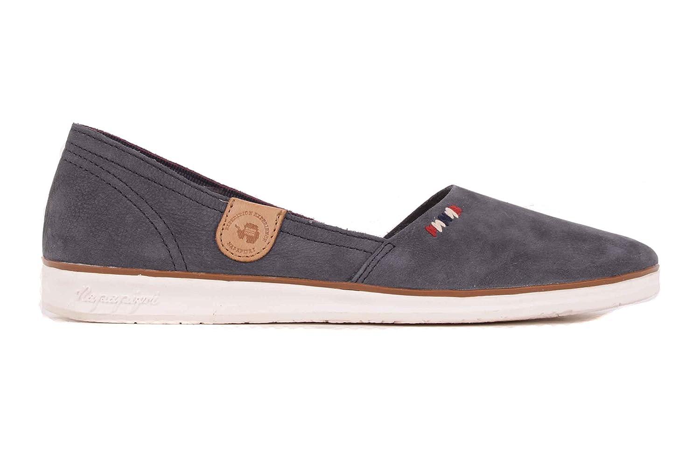 Napapijri Schuhe Damen Schuhe Napapijri Slipper Halbschuhe Fia Dunkelblau e993a5