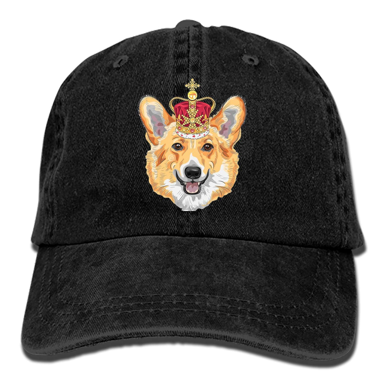 Dad Trucker Snapback Hat Custom Crowned Dog Classic Cotton Adjustable Baseball Cap