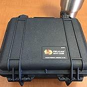 Nuevo 4pc grado militar conjunto de espuma de repuesto de células cerradas se ajusta Pelican 1200 caso