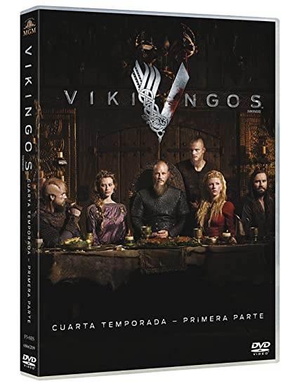 Vikingos - Temporada 4 (Volumen 1) [DVD]: Amazon.es: Cine y Series TV