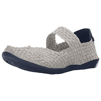 Bernie Mev Women's Cuddly Mary Jane Flat | Flats