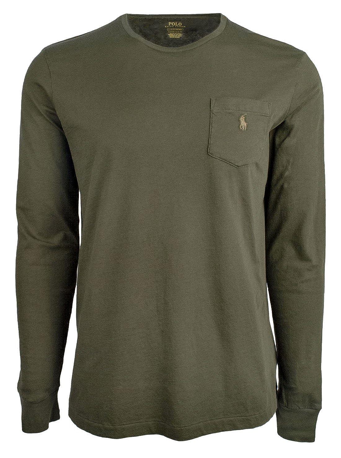 00e9837788b720 Custom Long Sleeve T Shirts With Pocket