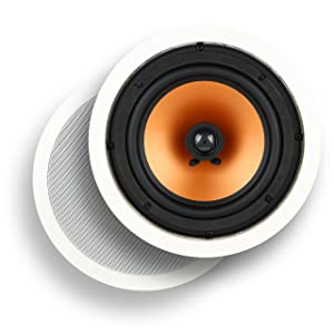 Micca M-8C 8 Inch 2-Way In-Ceiling In-Wall Speaker