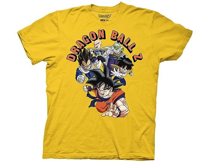 Dragon Ball Z Frieza Saga Z Fighters Camiseta | XL: Amazon.es: Ropa y accesorios