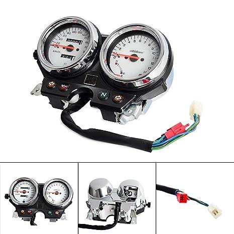Amazoncom Instrumentsmotorcycle Gauge Cluster Speedometer For