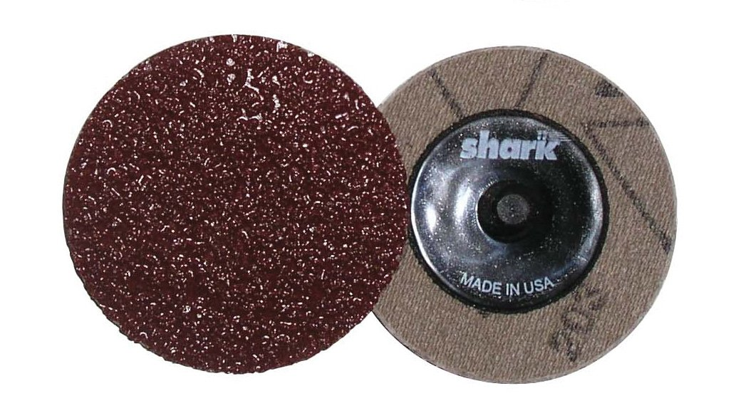 Grit-120 Pack-25 Shark Shark 43224 2-Inch Cloth Backed Aluminum Oxide Grinding Discs
