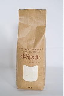 DeSpelta Harina Integral de Trigo Negrillo 1kg