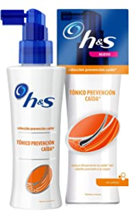 Head & Shoulders Tónico Prevención Anticaída - 125 ml ...