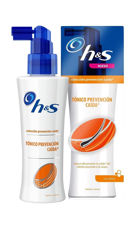 Head & Shoulders - Tónico Prevención Anti-Caida, 125 ml
