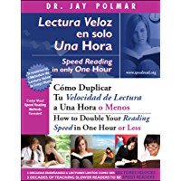 Lectura Veloz En Solo Una Hora - Speed Reading in Only One Hour bilingual