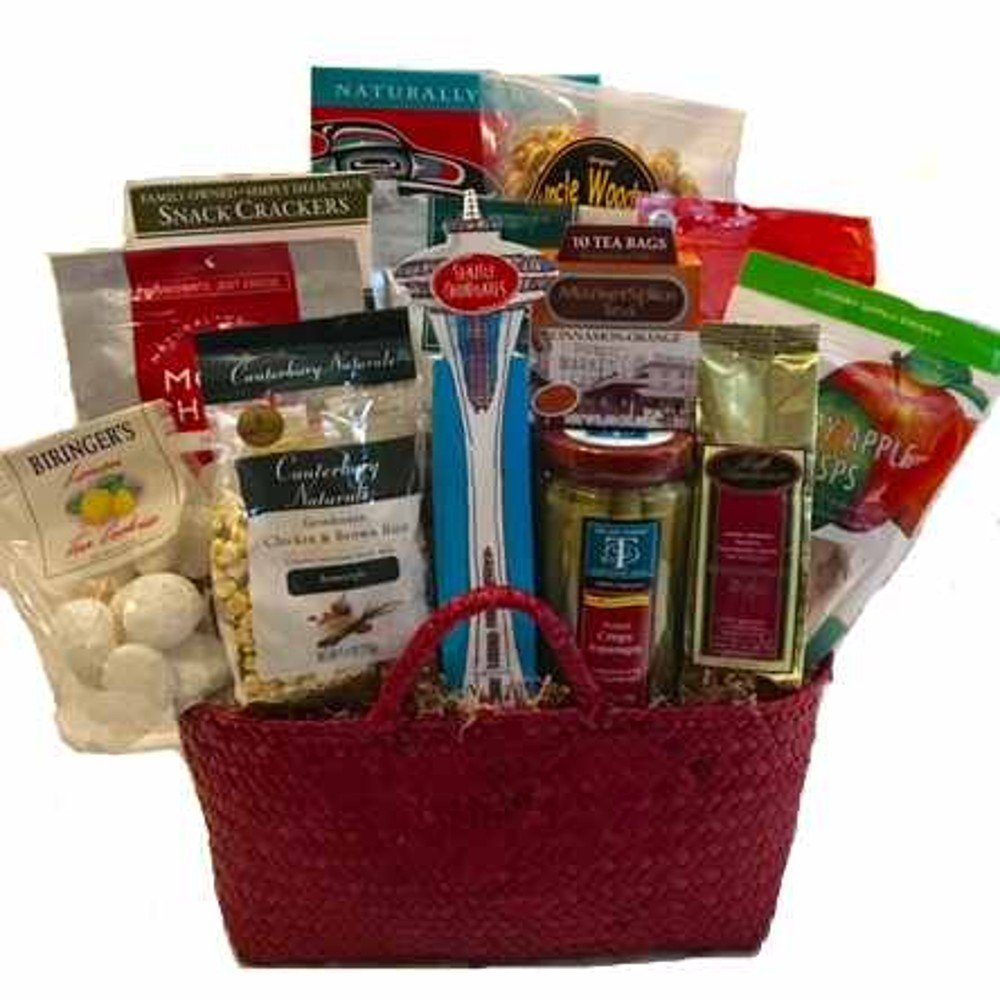 Washington's Finest Gift Basket by Accents et cetera, Inc.