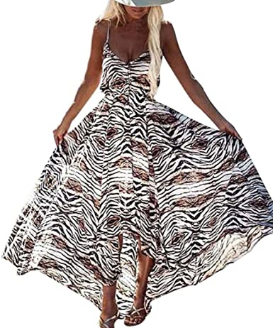 Caopixx Womens Fashion Letter Print Off The Shoulder Long Sleeve Long Maxi Dress with Slit