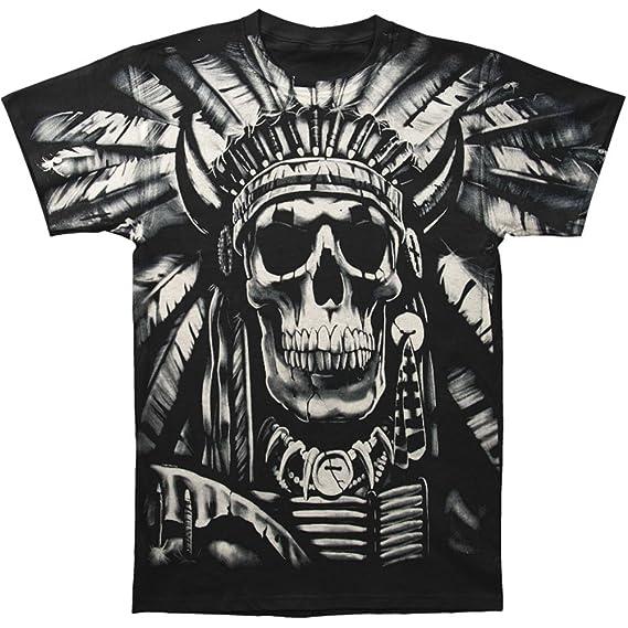 skull t shirt india