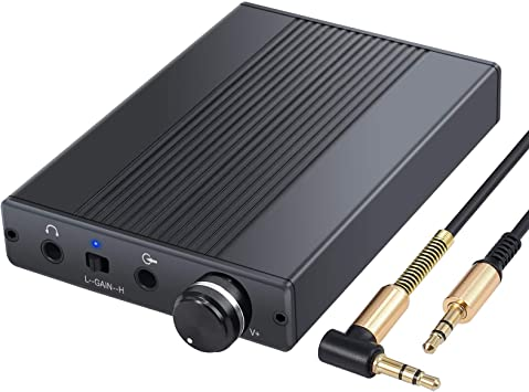 Amplificador de Auriculares USB DAC DSD/PCM Amplificador HiFi ...