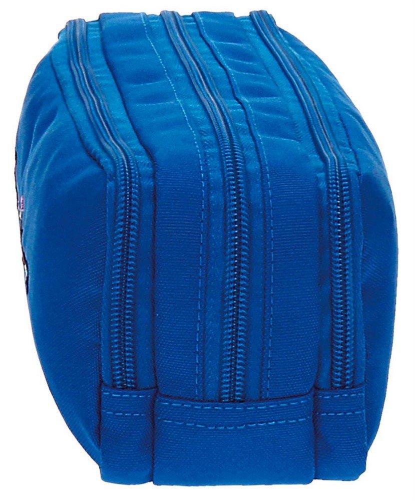 Estuche Pepe Jeans Harlow Azul tre compartimento: Amazon.es: Equipaje